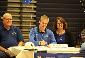 Mill Valley Winter Signing Day