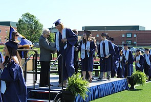 2016 Mill Valley High School graduation