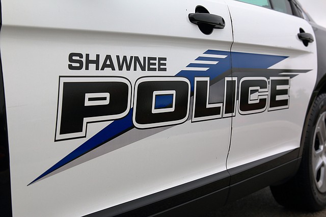 File image - Shawnee Police Department 2016 Ford Police Interceptor Sedan