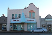 During its heyday, the Aztec Theater, now named the Fine Arts Theatre, was the cool place to be in Shawnee for teenagers.