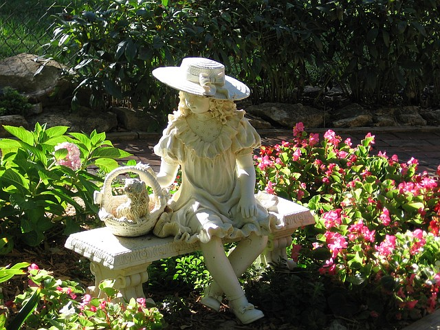 The Riehle Garden is one of several featured in the Shawnee Garden Club's upcoming summer tour.