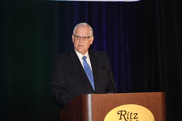 Johnson County board chairman gave an uplifting State of the County address last week.