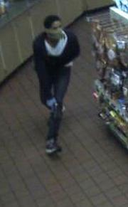 Surveillance image 2 of suspect.