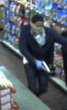 Surveillance image 4 of suspect.