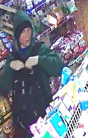 First suspect, inside the business.