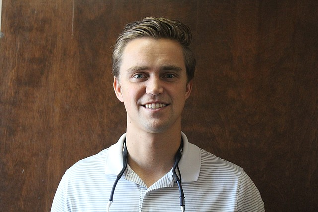 Josh Kiene is a third-generation dentist at Kiene Dental Group.