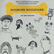 "Chaltas' book, ""Dogbone Boulevard,"" chronicles everyday humor."