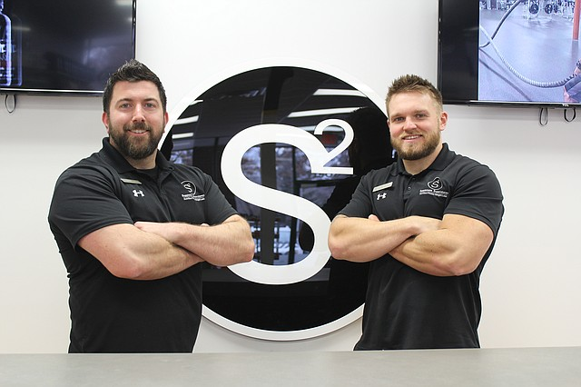Jeff Wasserman and Kyle Comes recently opened a Supplements Superstore on the northwest corner of Shawnee Mission Parkway and Quivira Road. They also own the south Overland Park location, which sits near 135th Street and Metcalf Avenue.