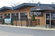 Rhythm & Booze is open 365 days a year, snow or shine.