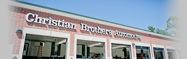 Christian Brothers Automotive is located at 22240 Midland Drive in Shawnee.