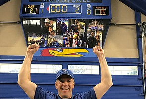 Rory Ramsdell's Mini Allen Fieldhouse