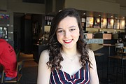 """Mandy Dulny is one of three Shawnee teenagers starring in """"Newsies"""" at the White Theatre in Overland Park. The 2018 Shawnee Mission Northwest High School graduate will head to Illinois for college in the fall."""