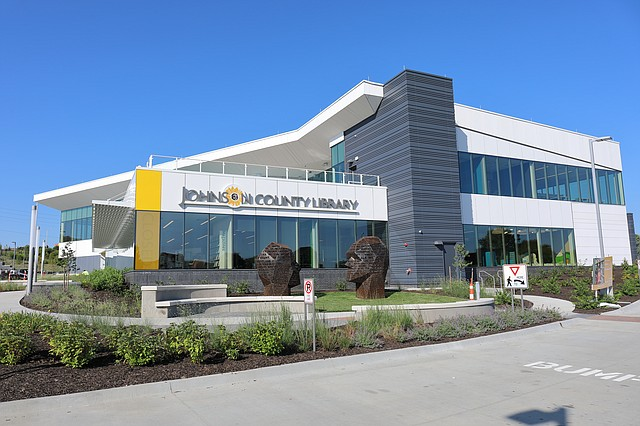 The new Monticello Library, which sits near the northeast corner of K-7 Highway and Shawnee Mission Parkway, opened its doors on Sunday afternoon. Groundwork on the library began spring 2017 and construction was completed this summer. The 30,000 square-foot building is the first new library in the Johnson County system in nearly 20 years.