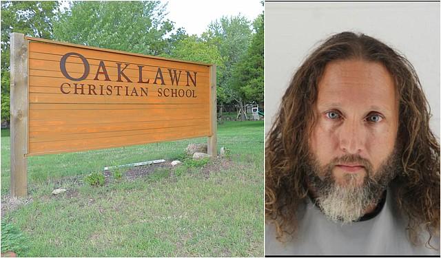 Oaklawn Christian School in Shawnee; Dennis R. Creason