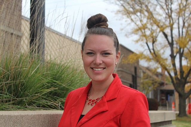 New Shawnee assistant city manager Caitllin Gard is looking forward to tackling big projects next year, such as a city-wide strategic plan and priority-based budgeting.