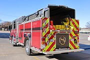 The Shawnee Fire Department's brand new 2018 Pierce Velocity is running its first calls as Engine 71 this week.