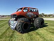 2Xtreme Monster Truck Series