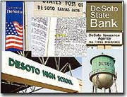 The decision of whether to spell DeSoto with or without a gap appears to be at the whim of the speller. City Clerk Lana McPherson would like to remedy that, at least as far as city government is concerned. The city council will discuss her suggestion that city government return to the De Soto spelling.
