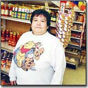 Local business owner Felix Briseno opened her store catering to the Hispanic community in DeSoto last year and has since seen demand for her products rise.
